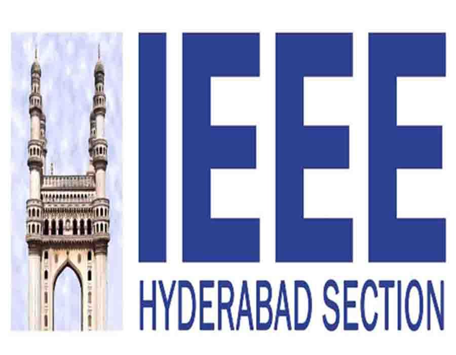 """Special Appreciation"" by IEEE Hyderabad Section"