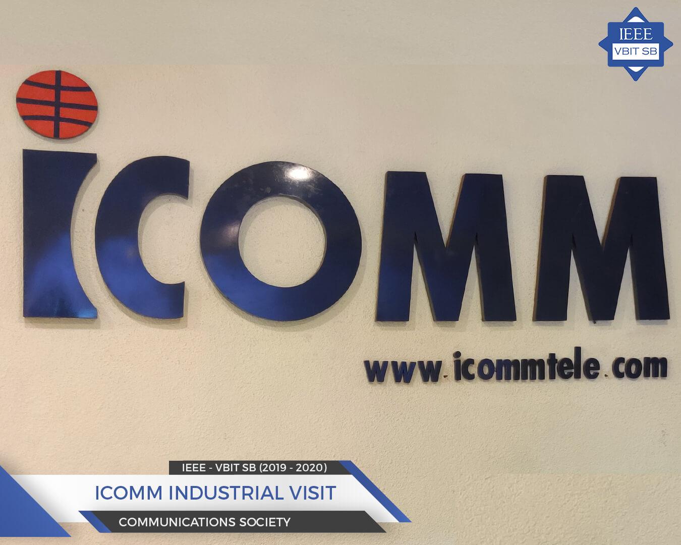 ICOMM Industrial Visit