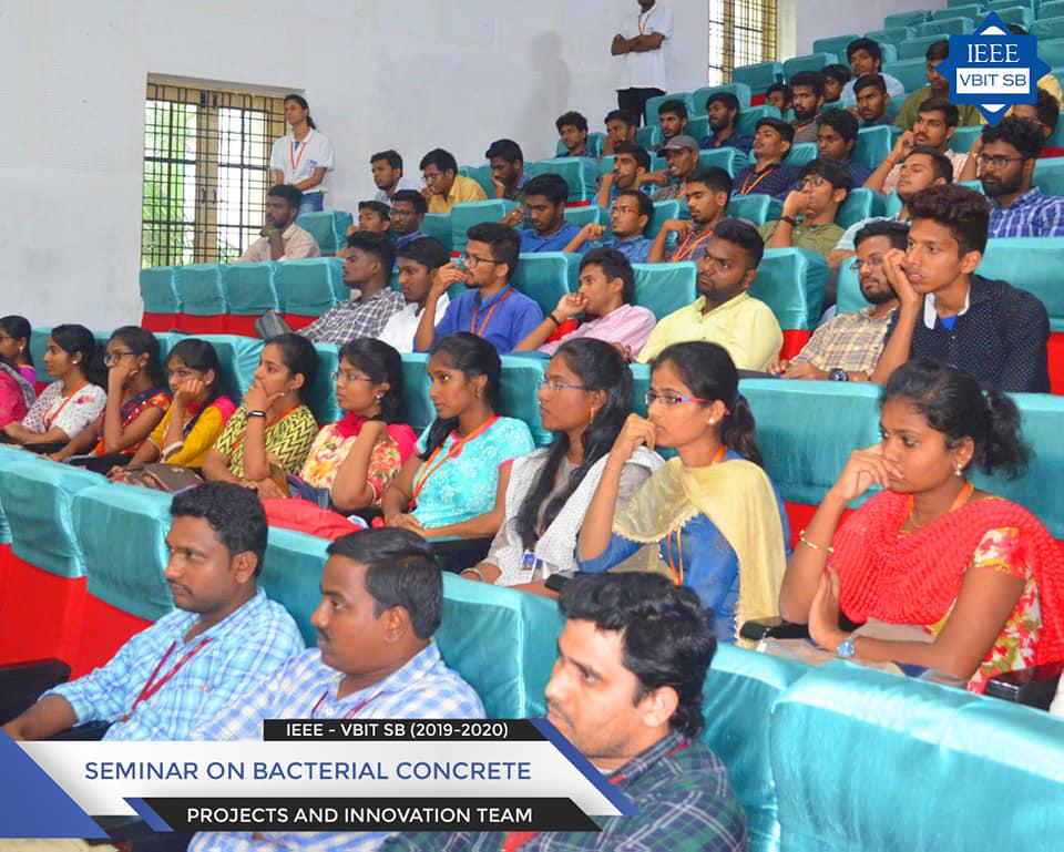 Seminar on Bacterial Concrete