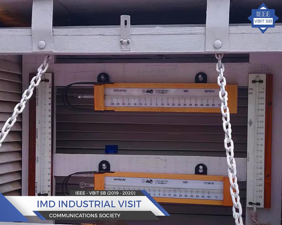 IMD Industrial Visit