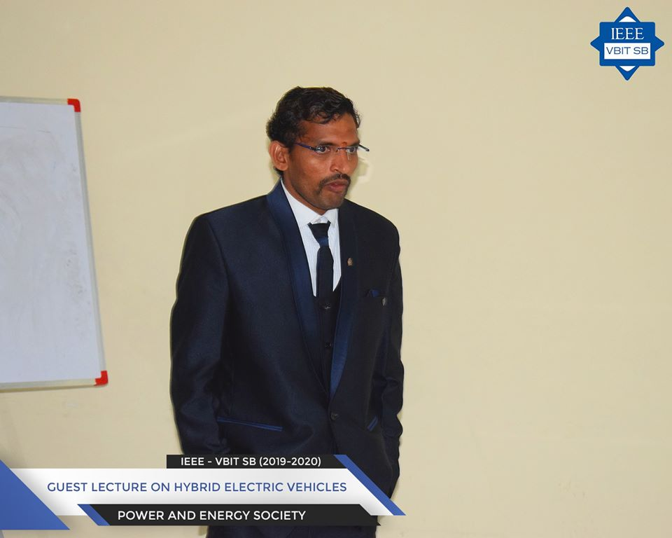 Guest Lecture on Hybrid Electric Vehicles