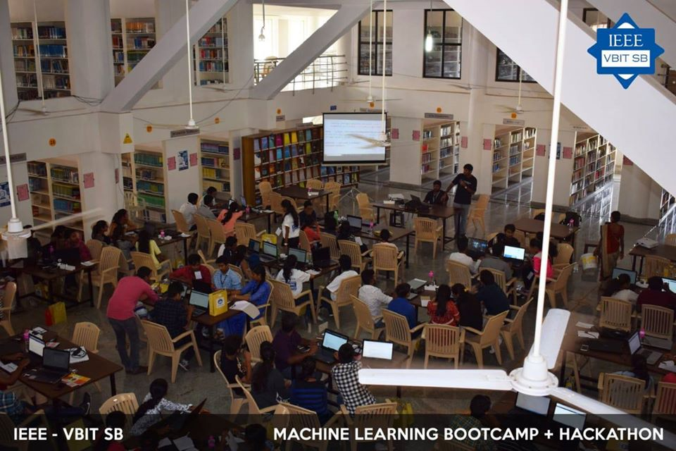 Machine Learning Bootcamp + Hackathon