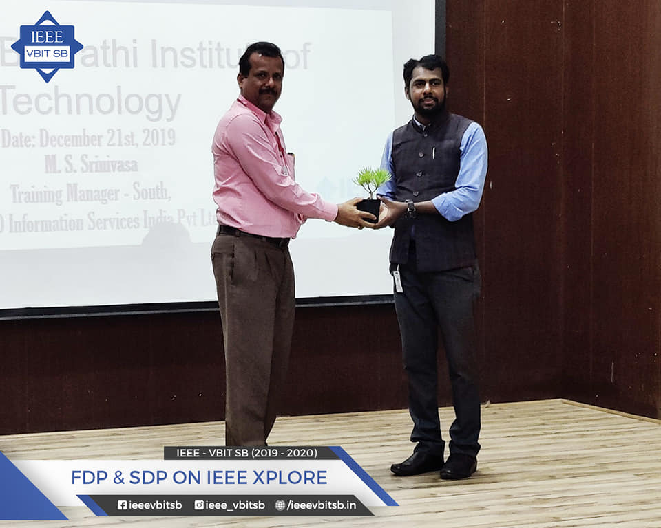 SDP & FDP ON IEEEXplore